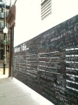 """Before I die..."" public art, Pilsen, Chicago"