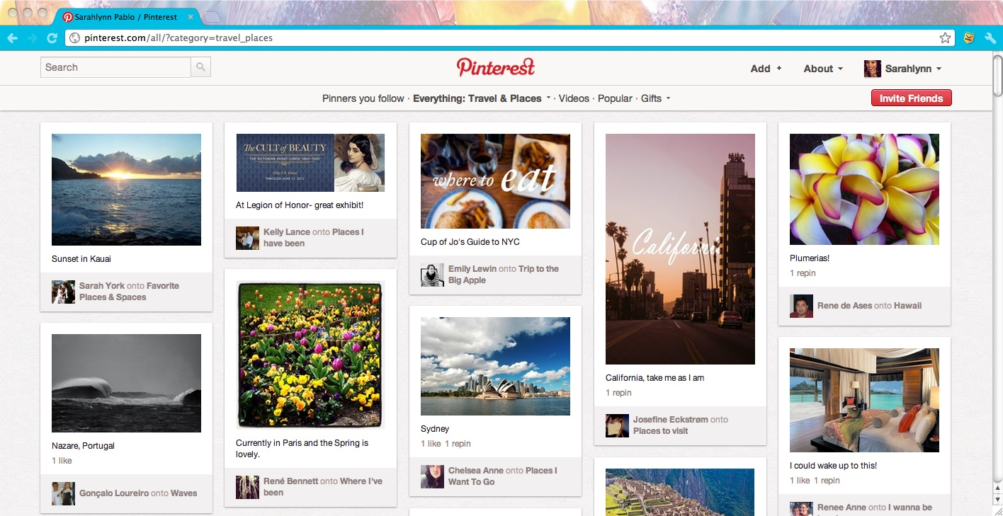 Pinterest Categories: How To Help Spammers On Pinterest In Four Easy Steps