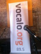 VocaloOrg Music and Stories Event - Simone's June 28 2012