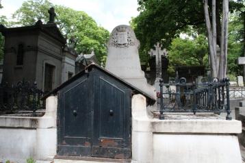 Caveau Depositoire (common grave), Ville de Paris