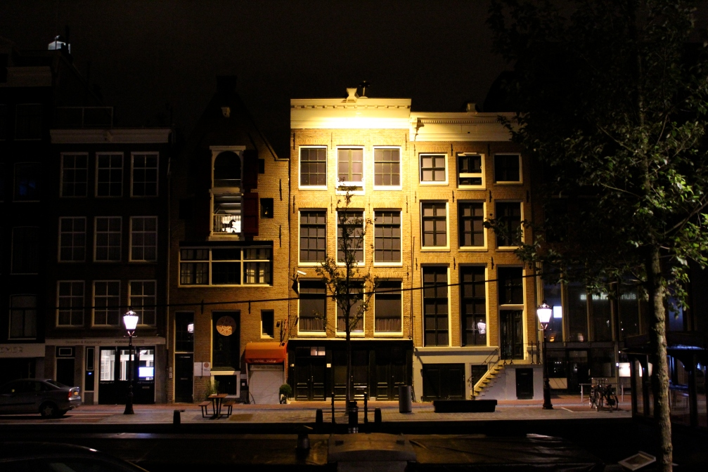 Anne Frank House and Museum, Amsterdam.
