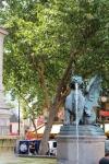 Dragon, Saint Michel fountain, Paris.