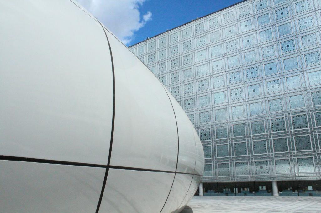 Institut du Monde Arabe, Paris, France