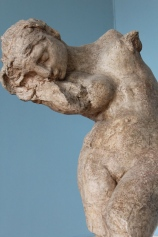 Meditation, or The Inner Voice, by Rodin, 1896