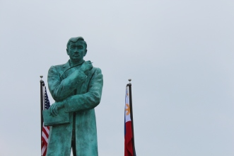 Dr. Jose Rizal, Chicago memorial statue, Lake Shore Drive