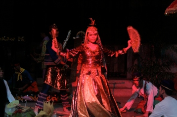 Singkil's Princess by an unknown dancer