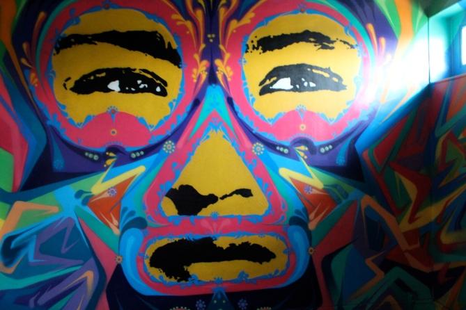Stinkfish (Mexico), room 962, floor 6, #tourparis13
