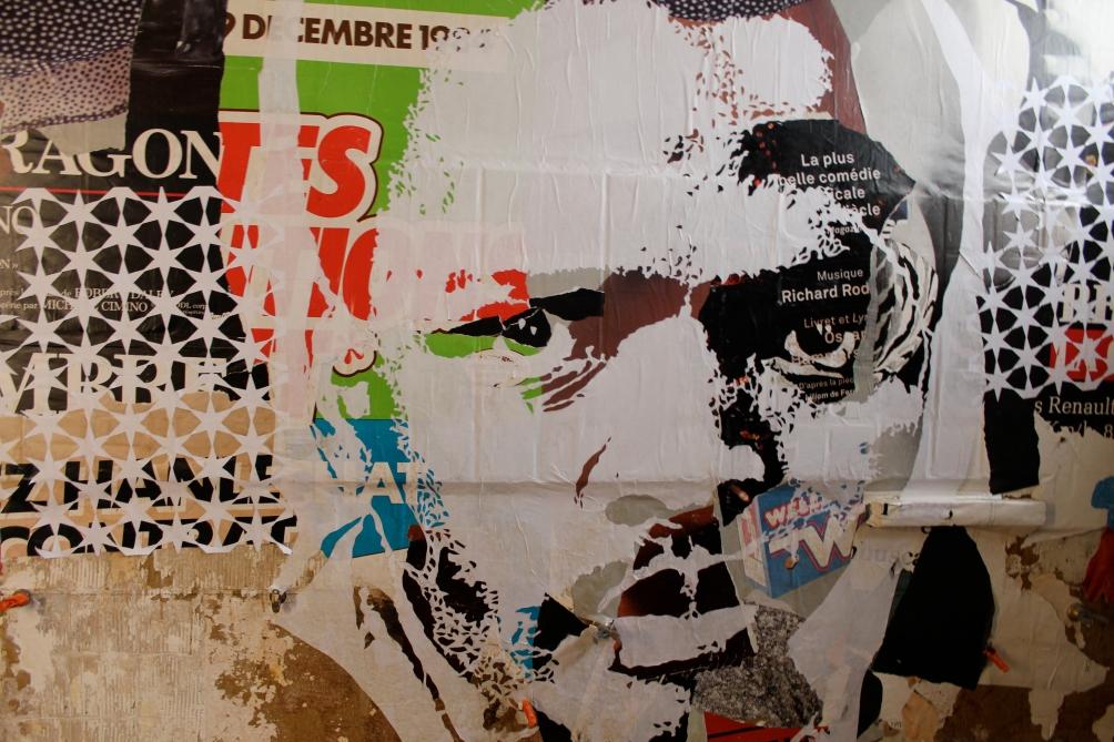 Artist Btoy (Spain), room 983, floor 8, #tourparis13