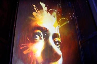 Artist Dan23, room 983, floor 8, #tourparis13