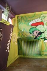 Artist Azooz (Saudi Arabia), apartment 991, top floor, #tourparis13