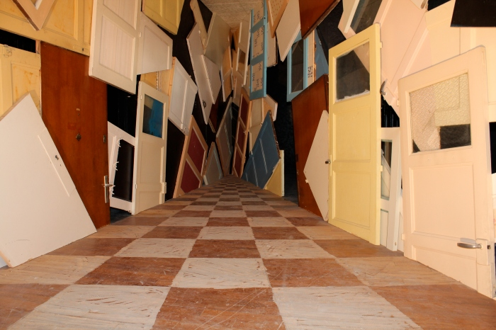 Artist Sambre (France), top floor, room 993, #tourparis13