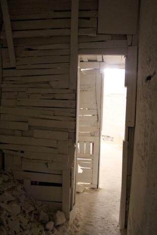 Sean Hart, France, top floor, apartment 993
