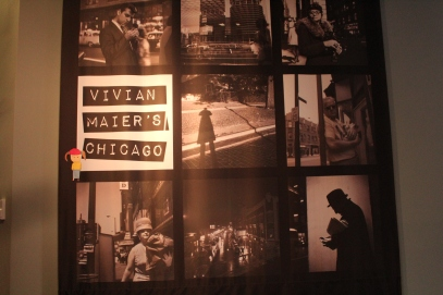 Vivian Maier Photography exhibit, Chicago History Museum