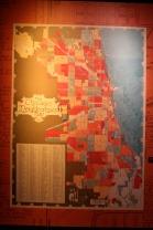 Chicago Neighborhood Map, Chicago History Museum
