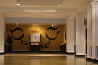 Emancipation Proclamation signed by President Abraham Lincoln, Chicago History Museum