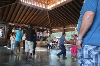 Dancefloor, El Rancho Original, Guavate, Cayey, Puerto Rico