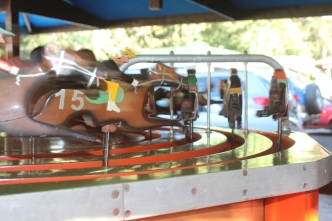 Wooden horse races, El Rancho Original, Guavate