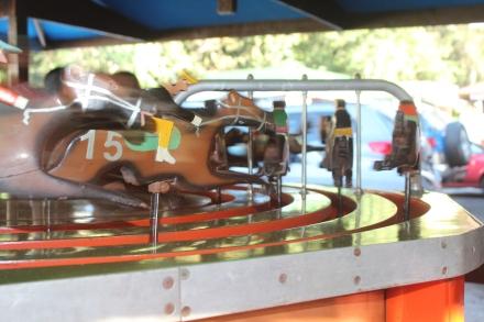 Wooden horse races, El Rancho Original, Guavate